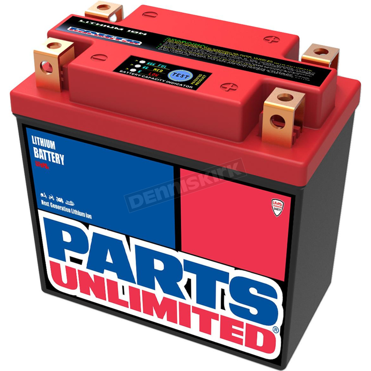 Lithium Ion Battery - 2113-0688