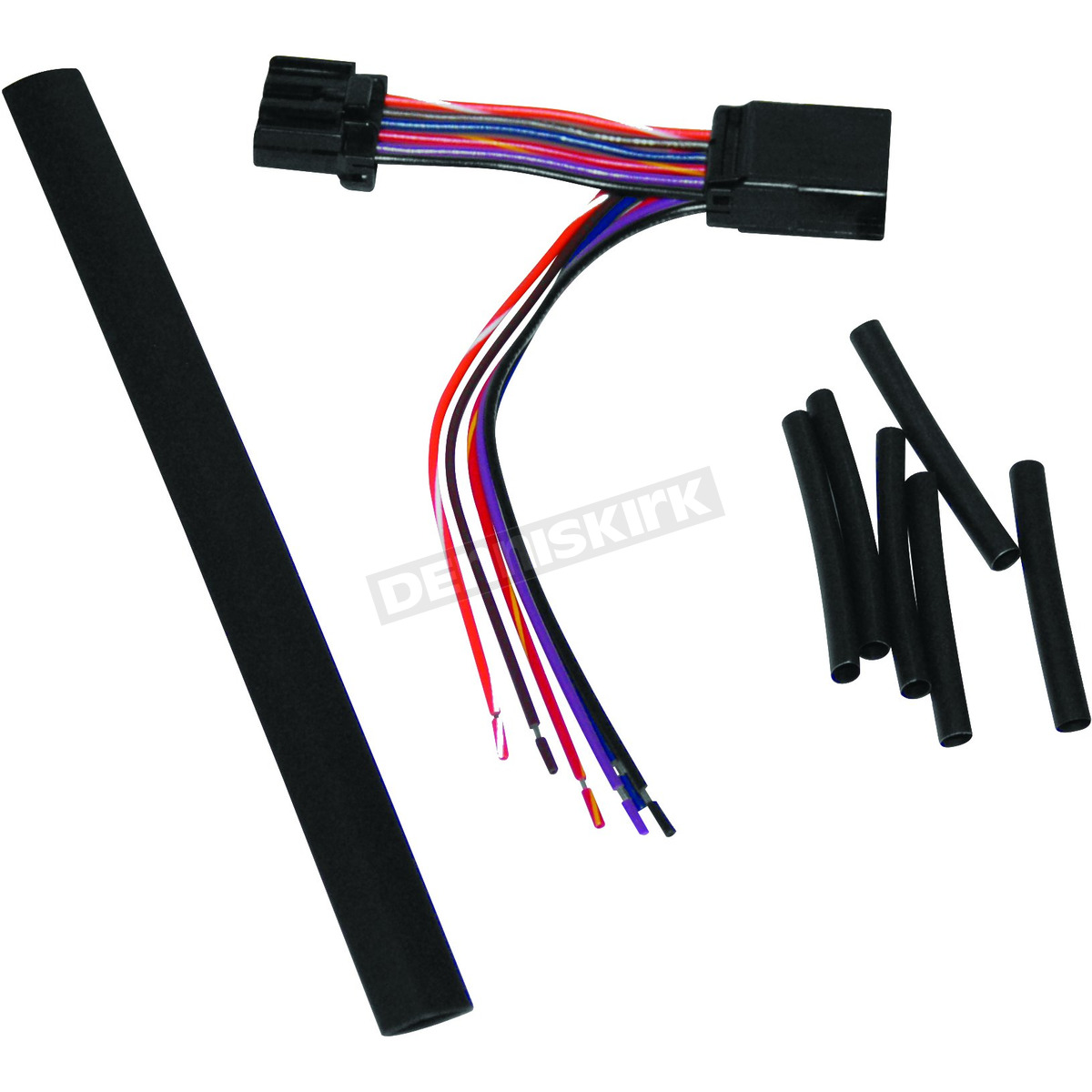 Rear Fender Tap Harness - LLC-RBTH-02 on harley davidson wire connectors, bmw wire harness, harley davidson radio harness, harley davidson wire colors, club car wire harness, mercury marine wire harness,