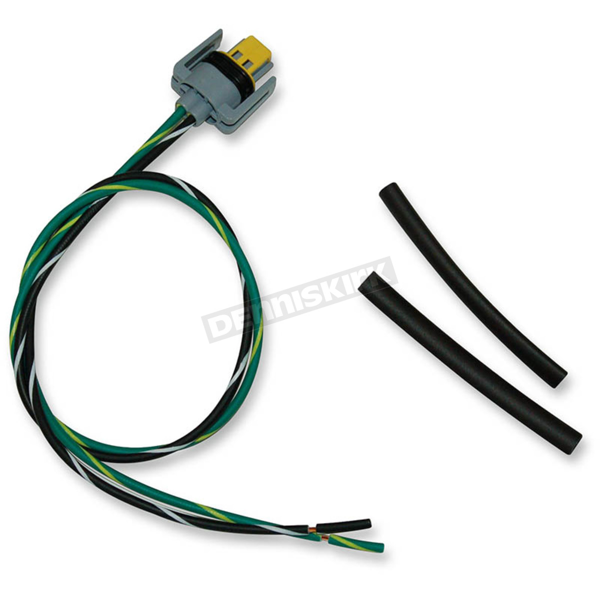 Wire Terminal 2 Wire Female Connector fits Harley-Davidson,by Delphi