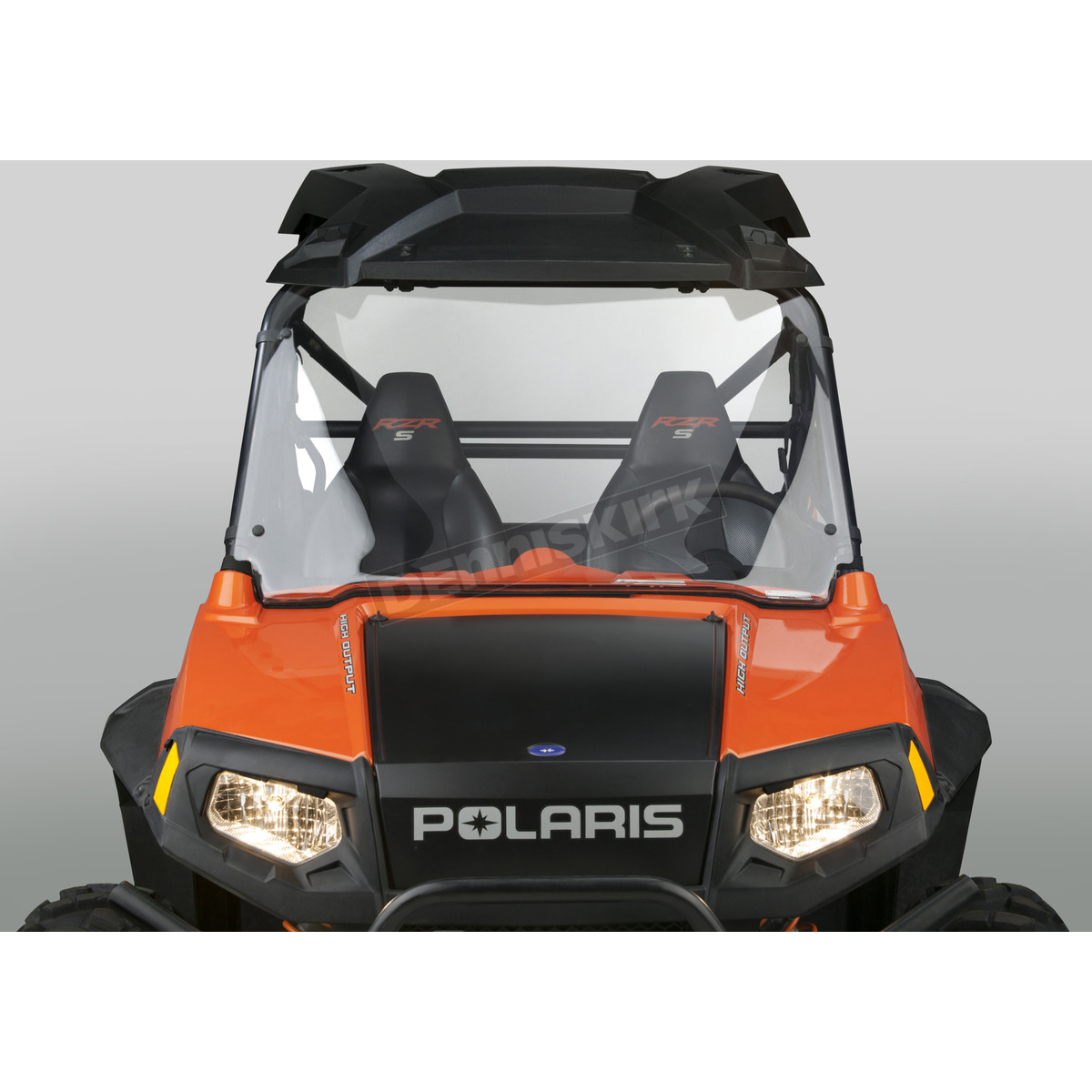 2012-2015 Polaris Ranger 900 xp 570 full size Clear Full Windshield 1//4 Thick Polycarbonate!!