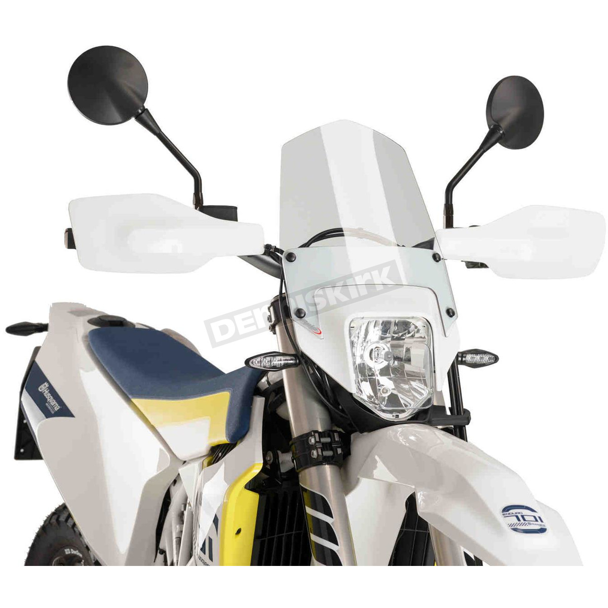 PUIG Naked New Generation Windscreen 6009W