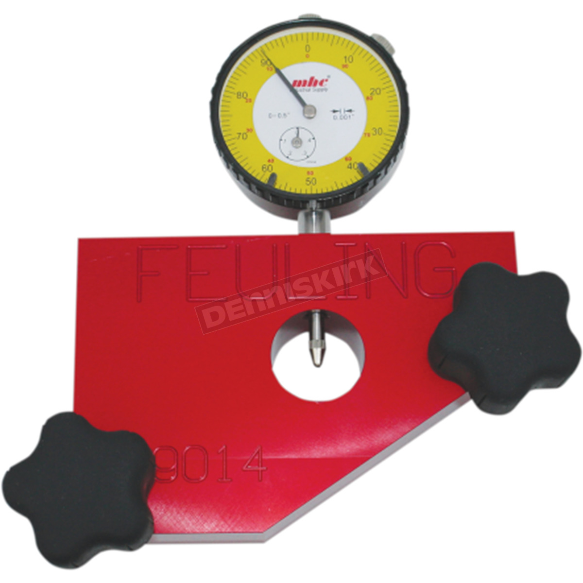 Red Crankshaft Runout Measuring Tool - 9014