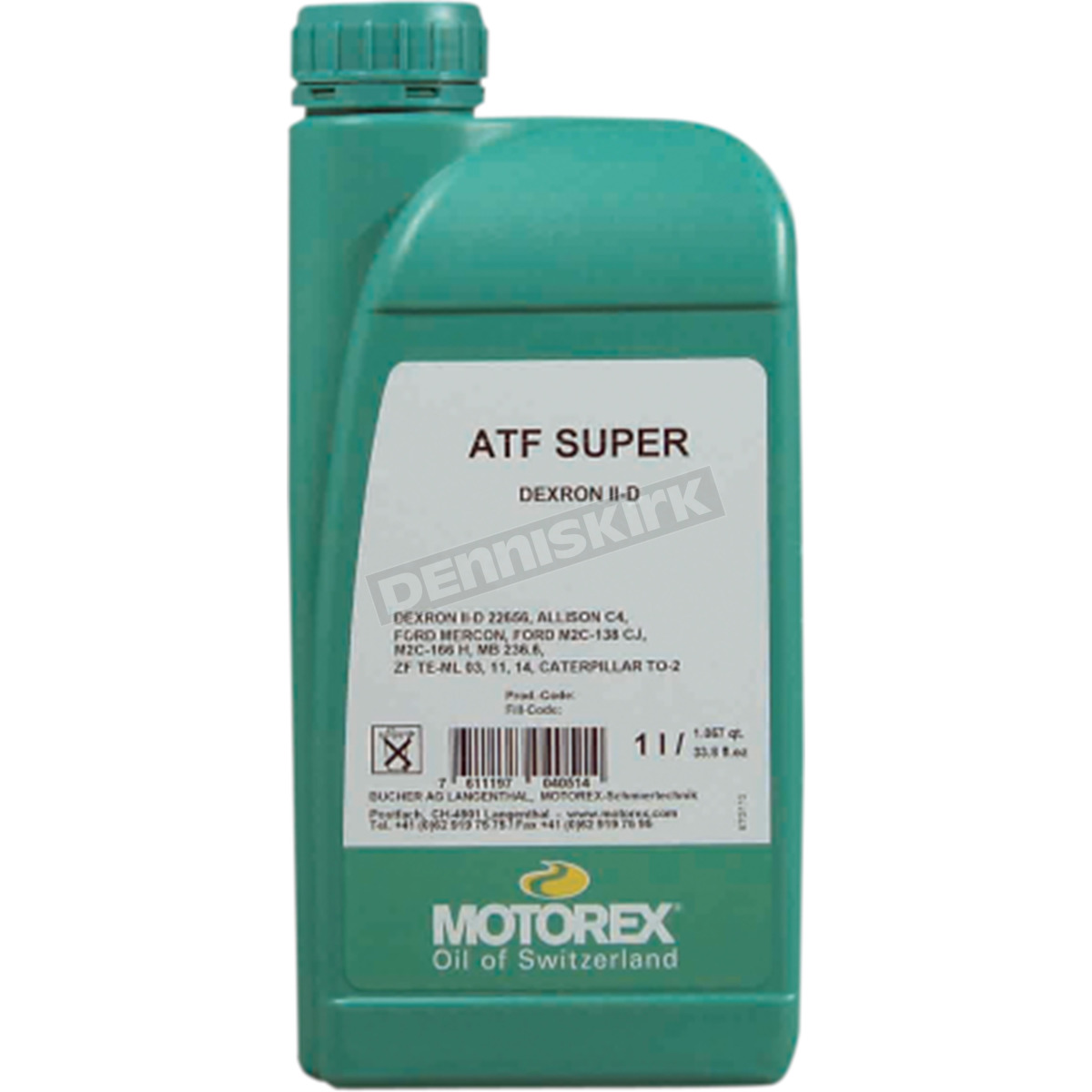 ATF Super Synthetic Transmission Oil - 102250
