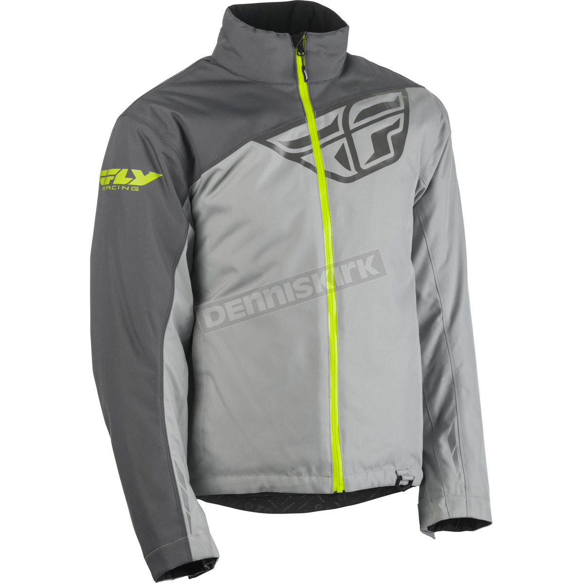 X-Large Fly Racing Checkpoint Jacket Black