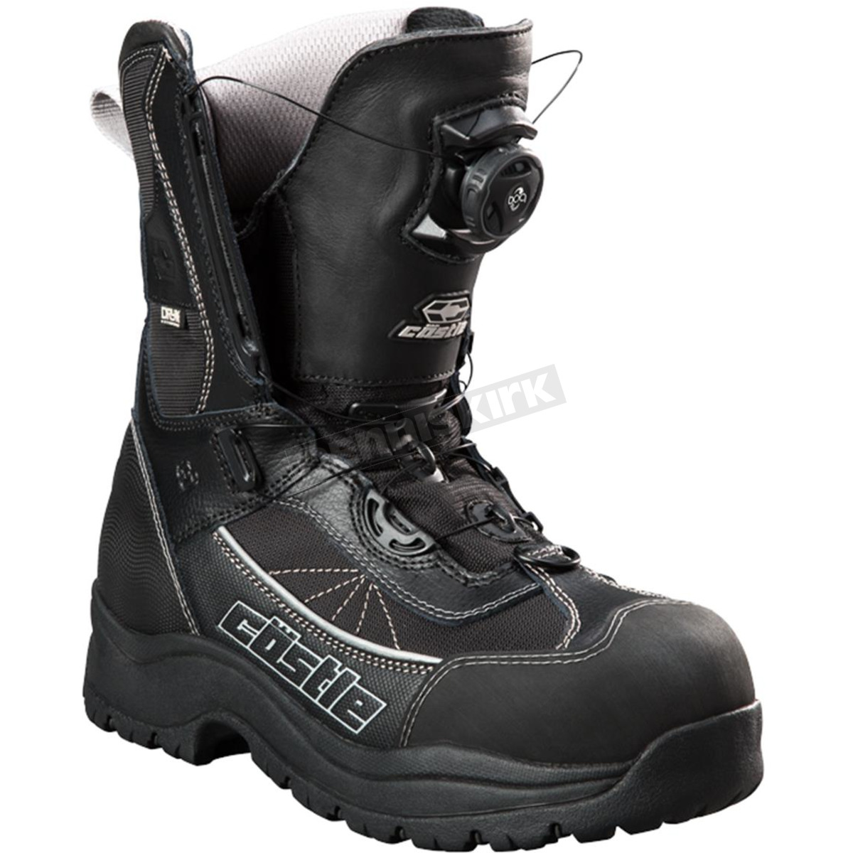 NEW NON-CURRENT CASTLE X LADIES BARRIER SNOWMOBILE BOOTS 84-13XX