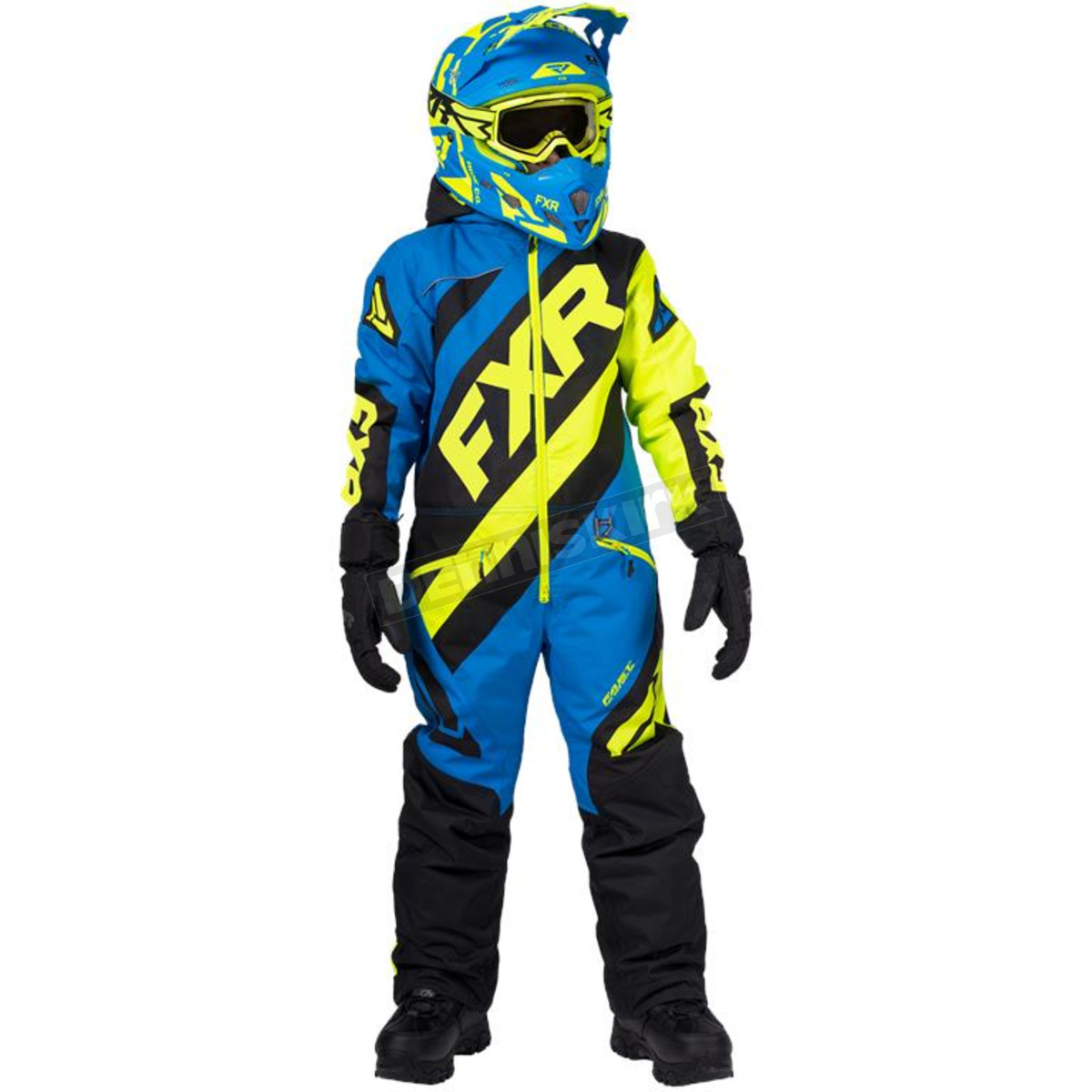FXR Men's CX INSULATED MONOSUIT at Up North Sports