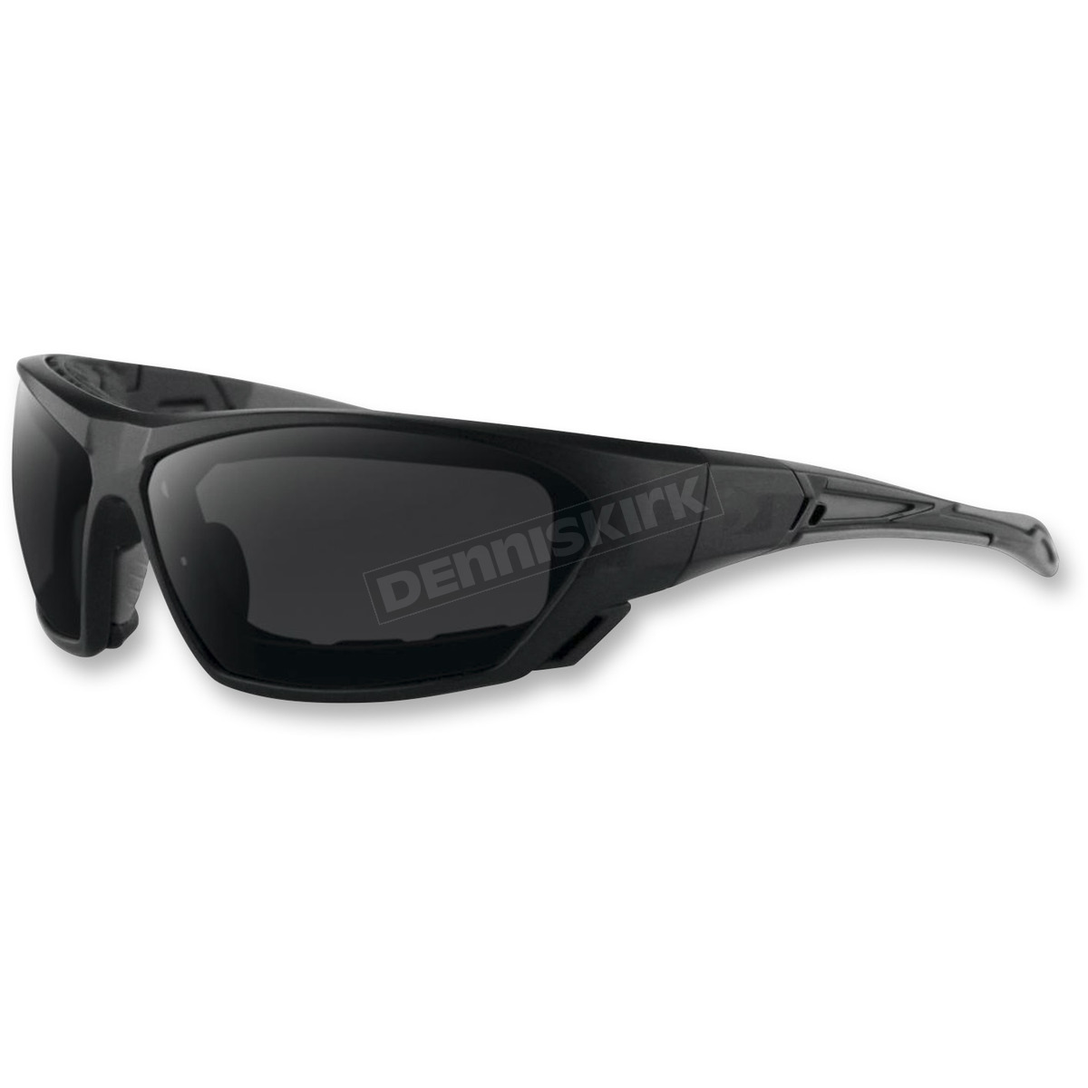 96d35be3242 Bobster Matte Black Crossover Convertible Sunglasses Goggles - BCRS001