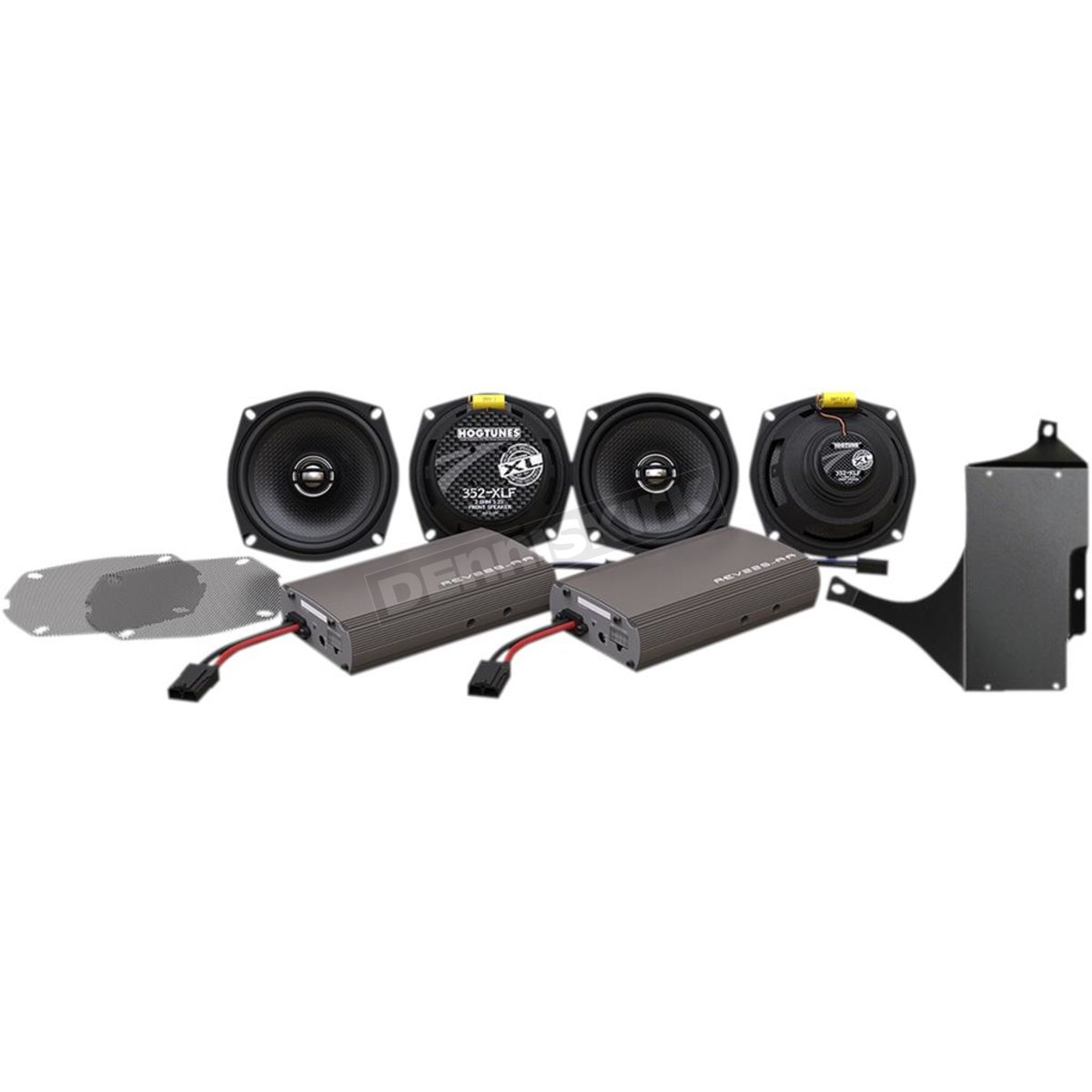 Hogtunes XL Series Front Speakers