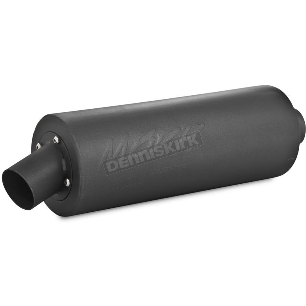 MBRP Exhaust AT-6010SP Sport Muffler Black Sport Muffler