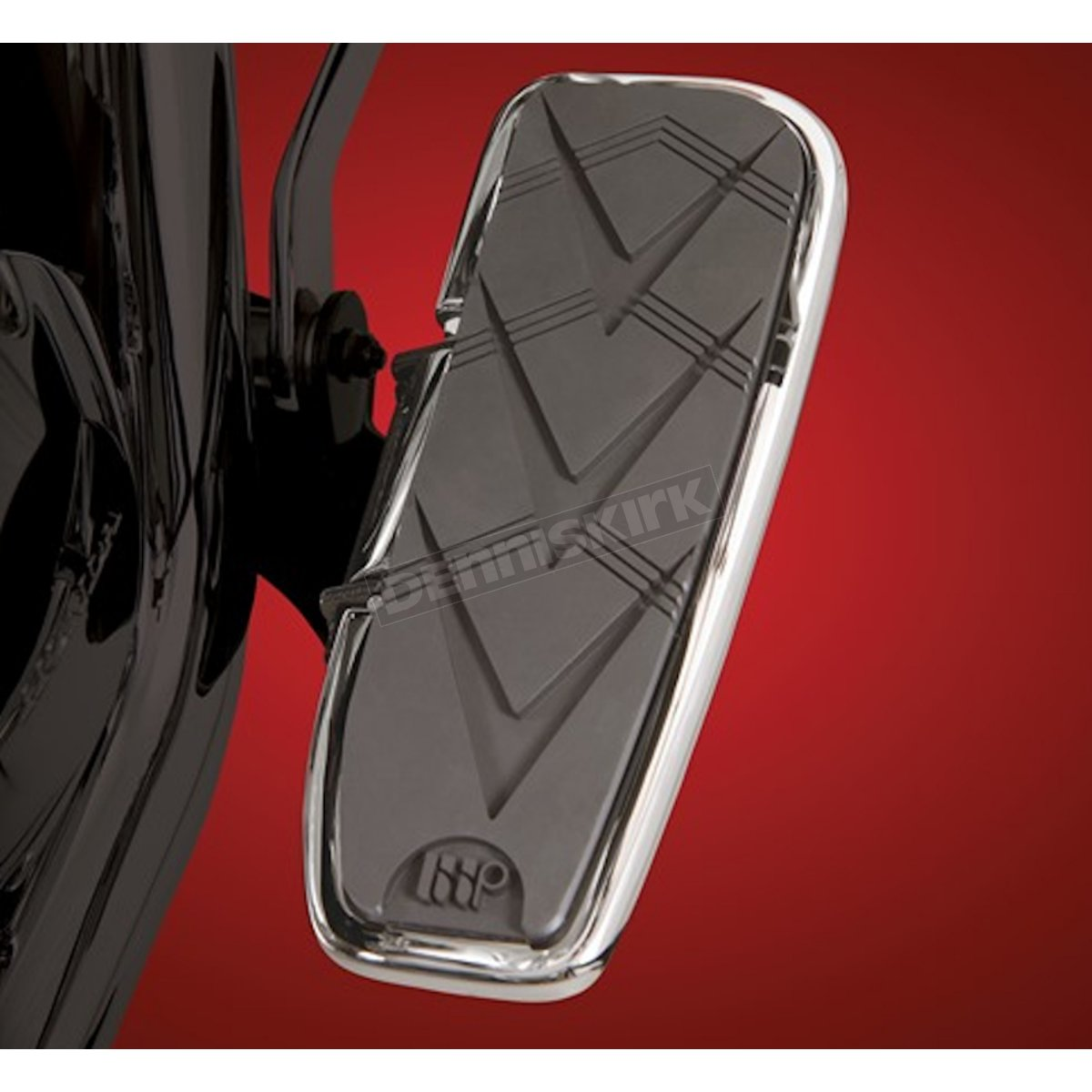 Show Chrome Accessories 21-554 V-Style Floorboard