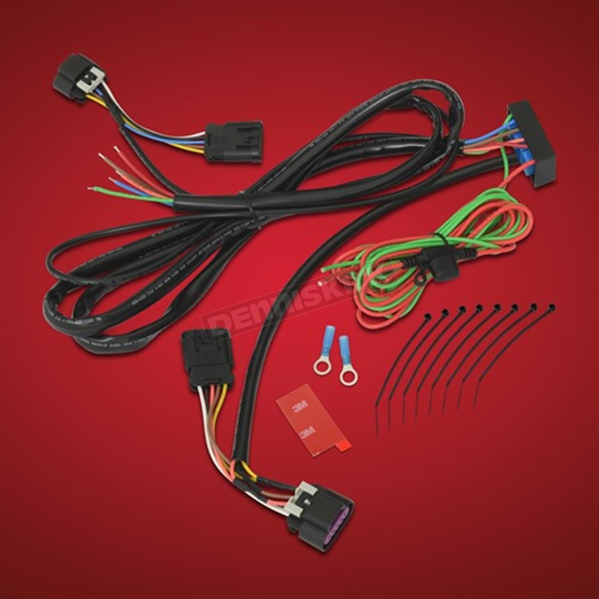 Show Chrome Accessories Trailer Wiring Harness 41 362 Cruiser Specialties Review