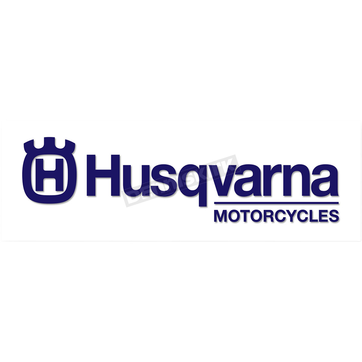 Factory Effex Husqvarna Logo Decals 22 90600 Dirt Bike