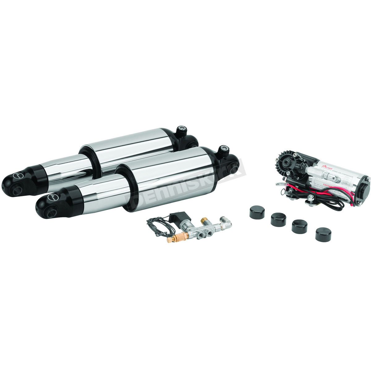 Ultimate Ride Adjustable Air Suspension Shock Absorbers w/Adjustable  Rebound - MC-2915