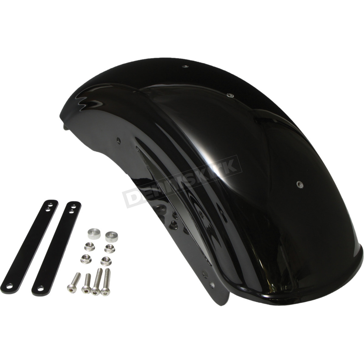 West Eagle Bobber Style Rear Fender Kit H3522 Harley Davidson Motorcycle Dennis Kirk