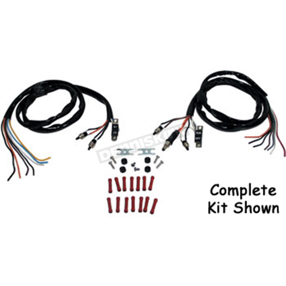 v-factor handlebar wiring harness kit