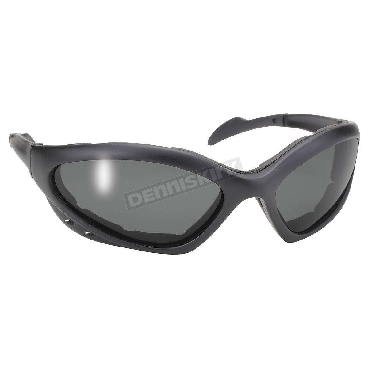 kickstart eyewear navigator sunglasses w polarized gray