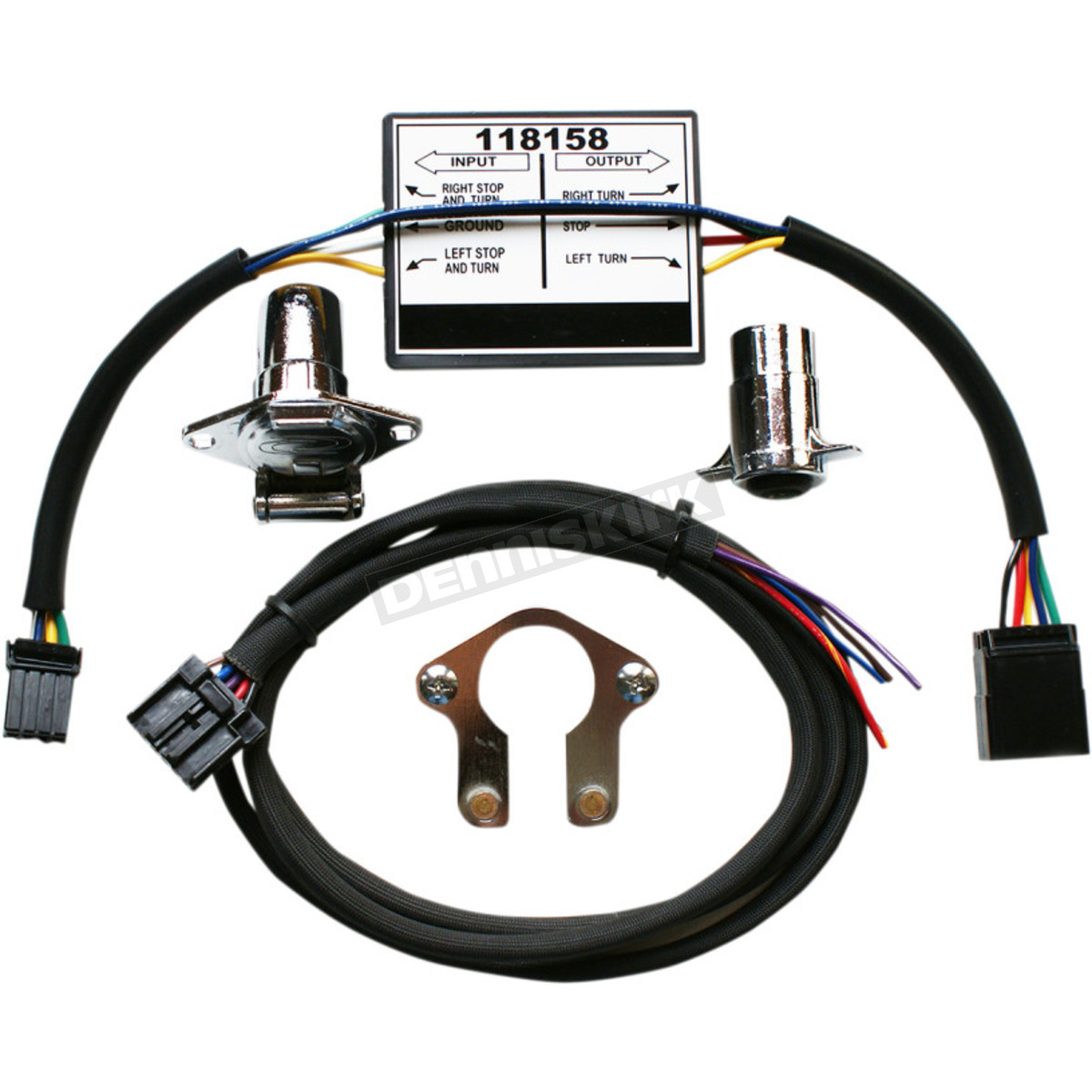 Khrome Werks Four to Five Wire Plug and Play Converter - 720753 ...