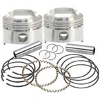 Forged Low Compression Piston Kit (.020