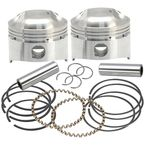 Forged Low Compression Piston Kit (.030