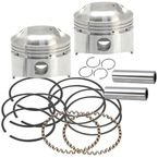 Forged Low Compression Piston Kit (Std.) - 106-5511