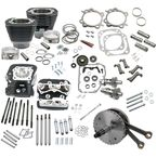 Black Powder-Coat 124 in. Hot Set-up Kit - 900-0564