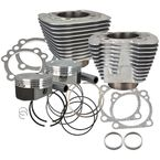 Silver XL 1200 to 1250 Convertion Big Bore Kit  - 910-0433