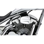 Chrome Powrflo Air Intake System - 06-0267