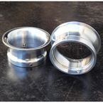 Short Billet Velocity Stacks - 14-161