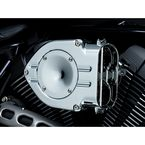 Chrome Hypercharger Air Cleaner - 9427