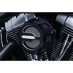 Black Maverick Air Cleaner - 9884