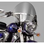 15.2 in. Chopped Switchblade Windshield - N21408
