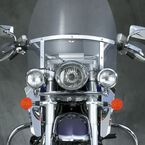 18 1/2 in. Chrome Heavy Duty Windshield Lowers - N764