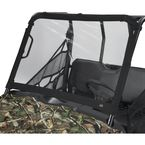 Black Front Windshield - 18-097-010401-0