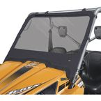 Black Front Windshield - 18-095-010401-0