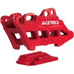 Red 2.0 Complete 2 Piece Chain Guide - 2410960004