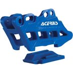 Blue 2.0 Complete 2 Piece Chain Guide - 2410990003