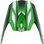Green Multi FX-21 Visor - 0132-0774