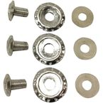 Screw Kit for FX-21 Helmet - 0133-0750