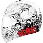 White Alliance Torrent Helmet - 0101-5573