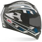 Blue RS-1 Cataclysm Helmet - Convertible To Snow - 2028490
