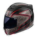 Red Carbon RR Airframe Helmet - 0101-5977