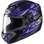 Black/Purple Storm CS-R 2 Helmet - 214-996