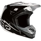 Black/White V2 Giant Helmet - 02820-001-S
