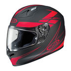 Black/Red Force FG-17 Helmet - 632-814