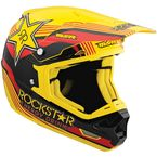 Red/Yellow/Black Mav-1 Rockstar V Helmet - 359337