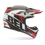 Black/Red/White MX-2 Element Helmet - 7028362