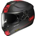 Black/Red TC-1 GT-Air Wanderer Helmet - 0118-1101-03