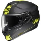 Black/Hi-Viz Yellow TC-3 GT-Air Wanderer Helmet - 0118-1103-03