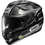 Black/Silver GT-Air Inertia TC-5 Helmet - 0118-1205-06