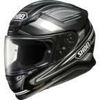 Black/Silver RF-1200 Dominance TC-5 Helmet - 0109-1005-06